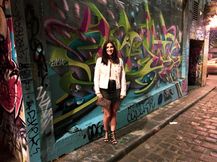 Melbourne - Hosier Lane