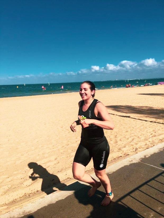 Melbourne - triathlon