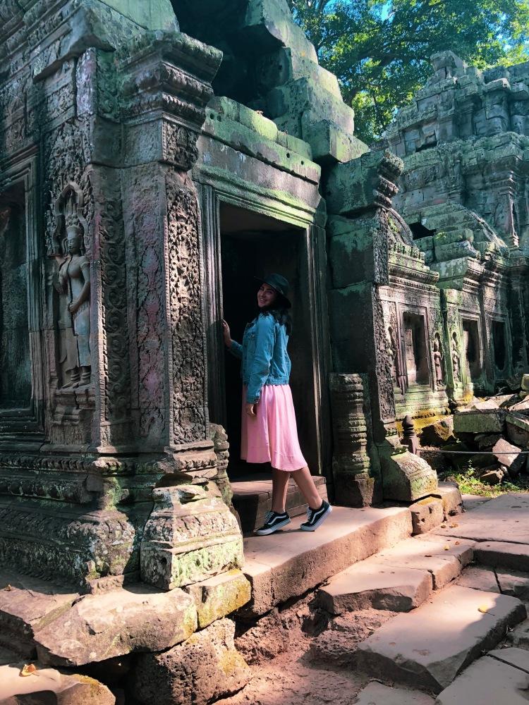 Cambodia - temples