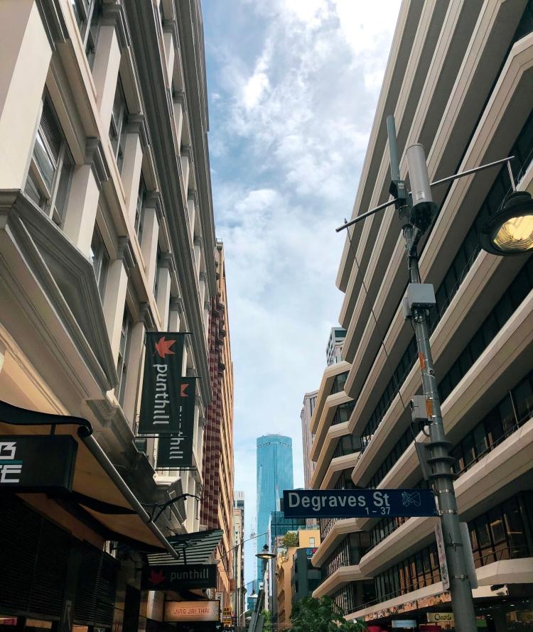 Melbourne - laneways