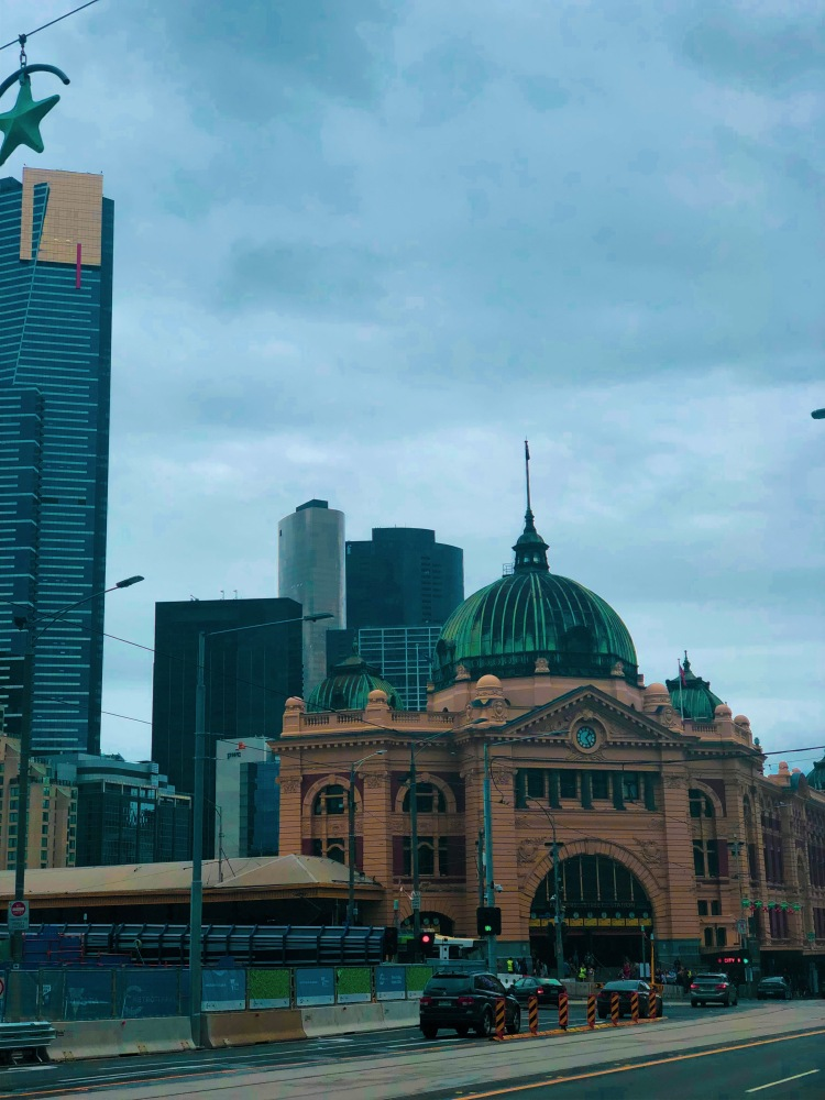 Melbourne - Flinders Street Station
