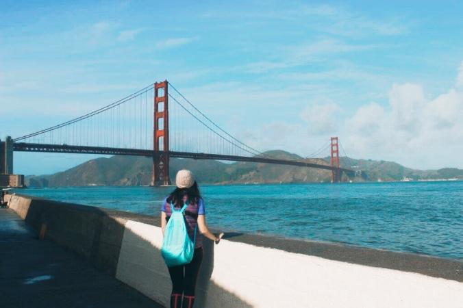 America - San Fran