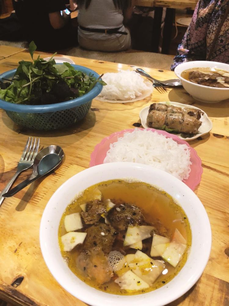 Hanoi - Food