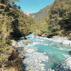 New Zealand - Mount Aspiring National Park
