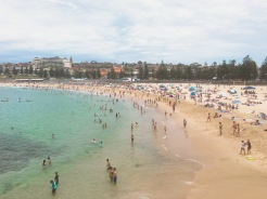 Sydney - beach
