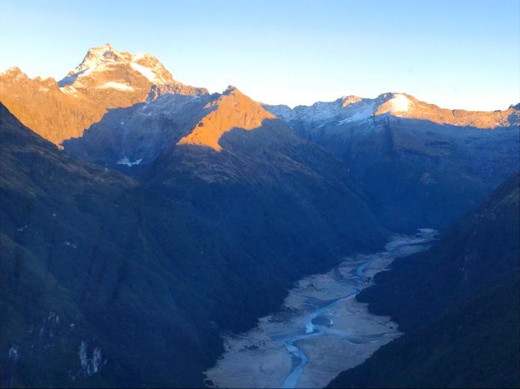 New Zealand - Mt Aspiring National Park